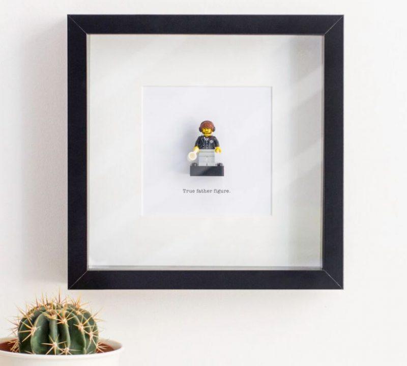Brick Yourself personalised lego mini figure