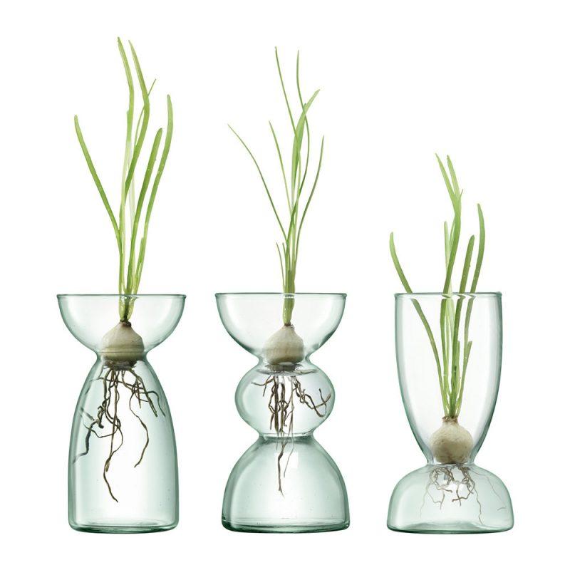 Canopy Trio Vase Set Eco-friendly gift idea