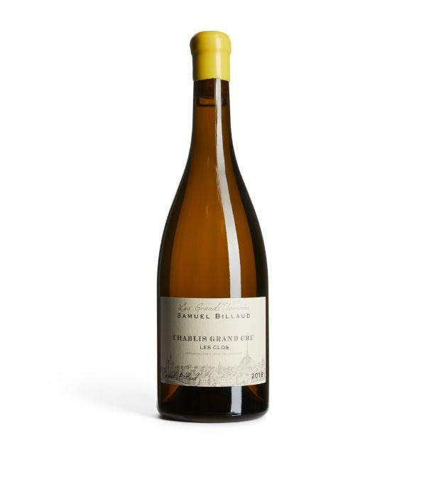 Chablis Chardonnay from Harrods