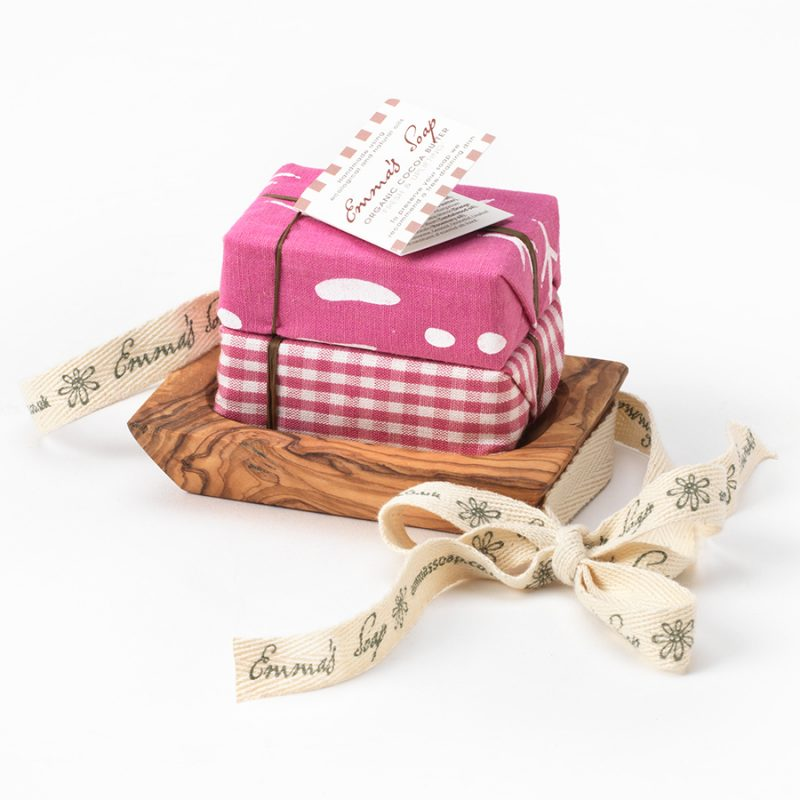 Emma's Soap Organic Cocoa Butter Gift Set
