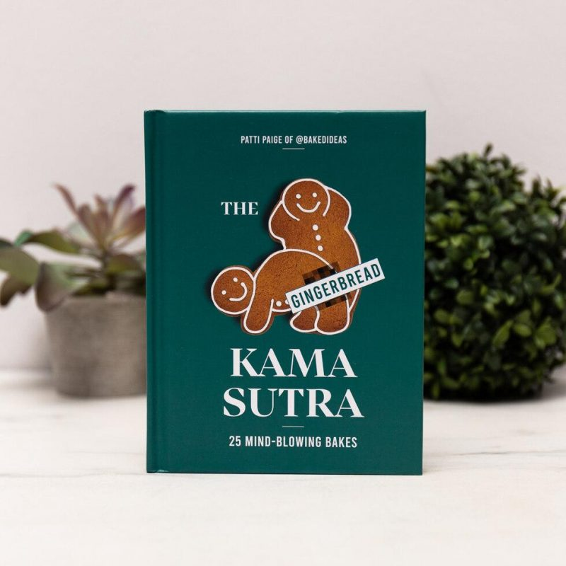Gingerbread Kama Sutra funny valentine's day gifts for him
