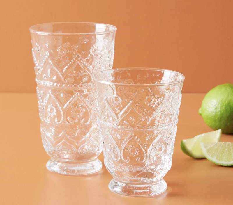 Highball glass for cocktails