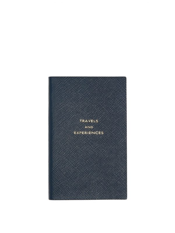 Travels and experiences notebook Valentine's Day gifts for him
