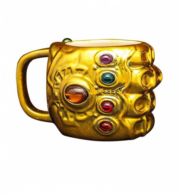 Gauntlet Mug