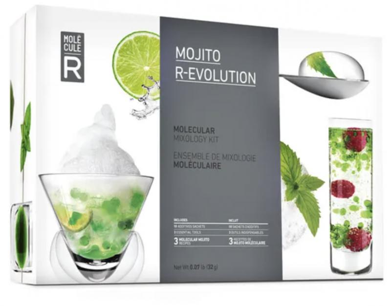 Mojito cocktail science kit