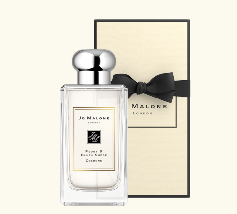 Peony and blush cologne