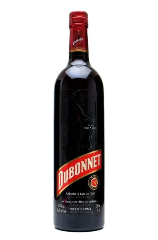 Dubonnet for Queen Mother's Cocktail