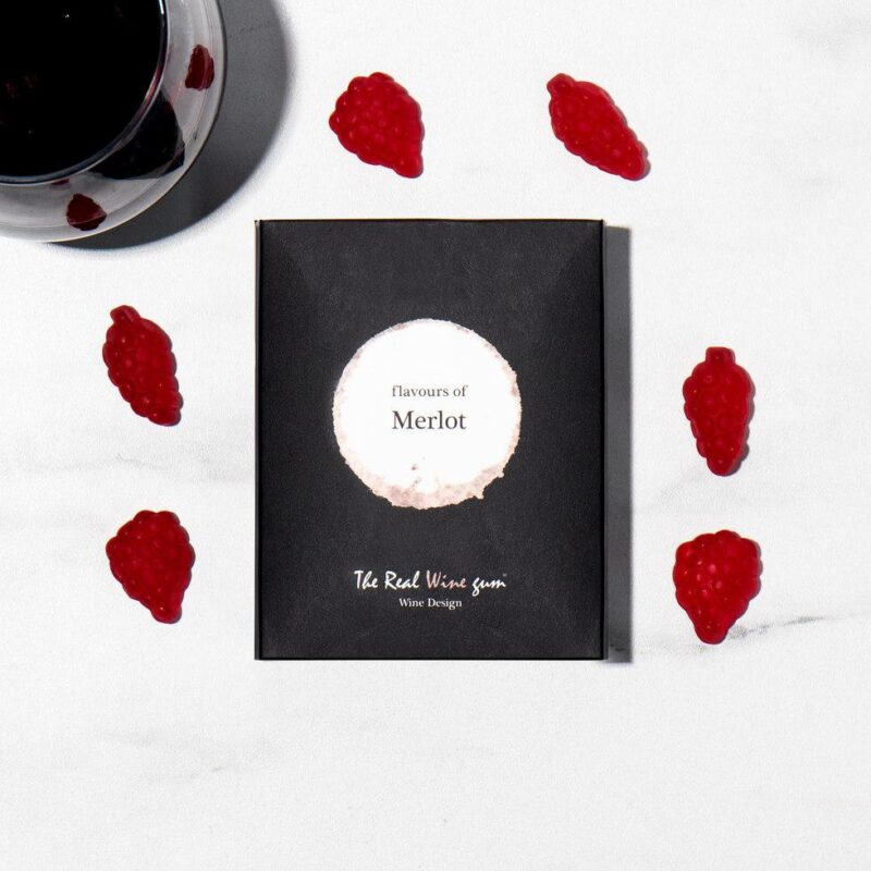 Real wine gums mother's day gift ideas