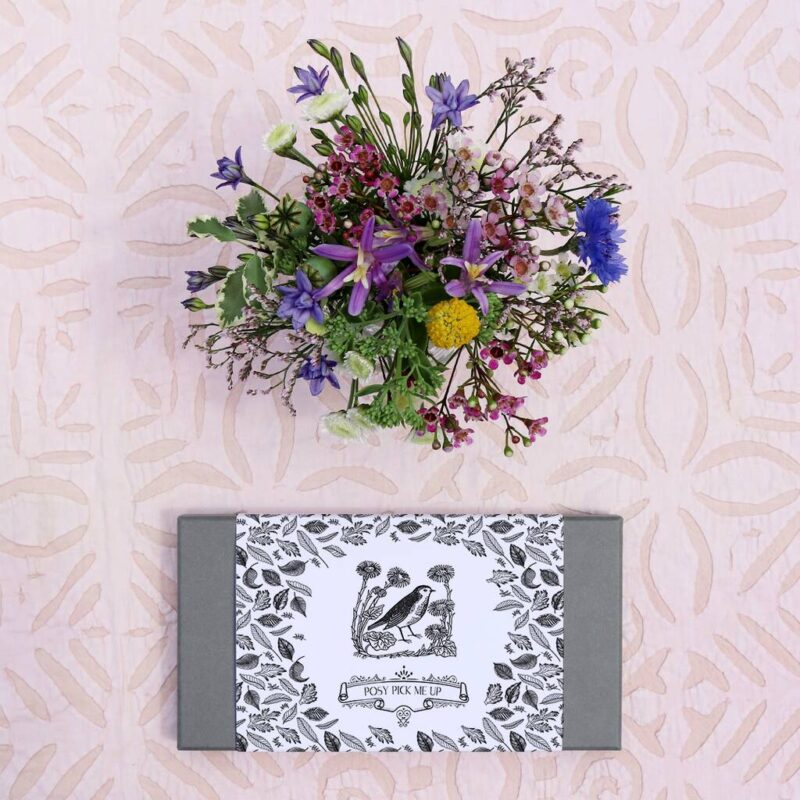 Letterbox flowers for Mother's Day