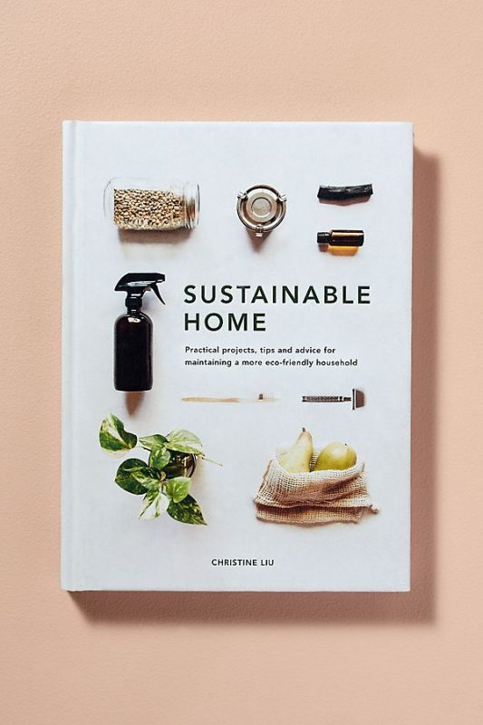 Sustainable Home Book from WH Smith