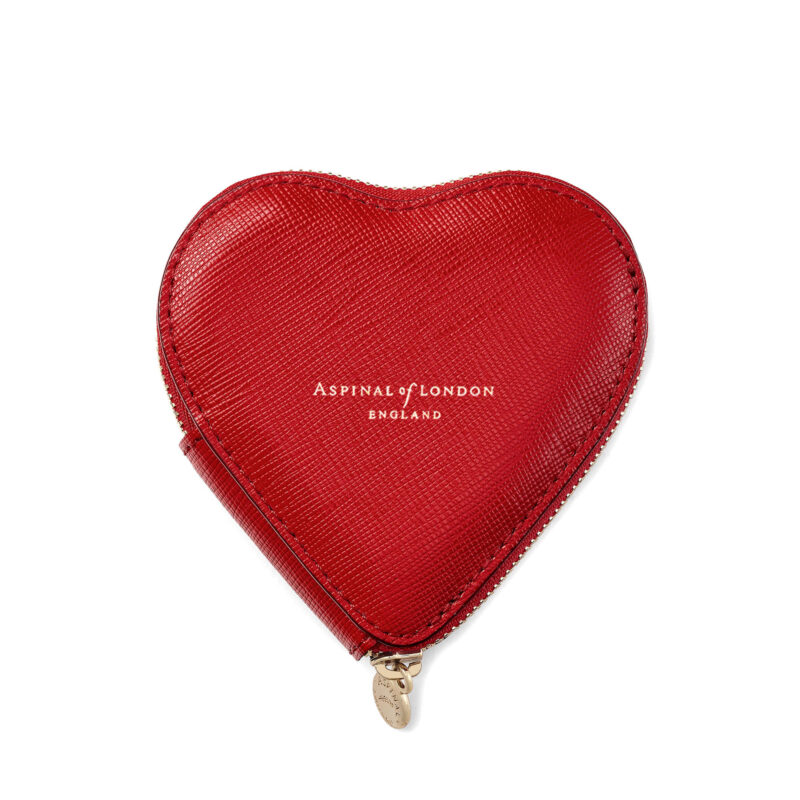 Heart Coin Purse Valentine's Day Gift Idea for her