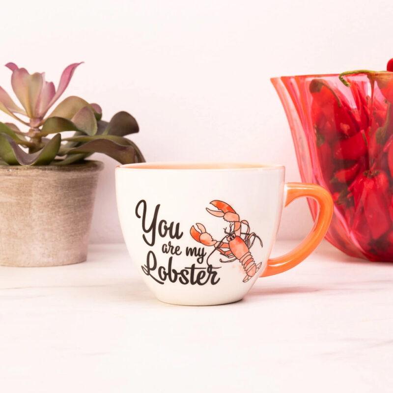 Lobster Mug Valentine's day Gift Ideas for Her