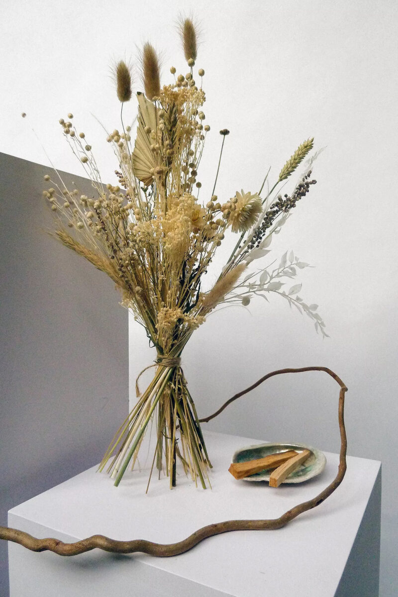 Valentine's Day Gift Ideas for Her Dried Flowers
