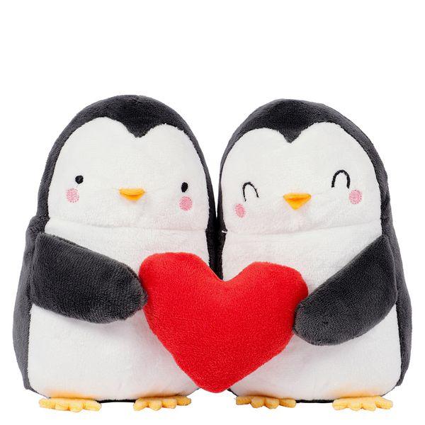 Penguin Plush Pair Paperchase