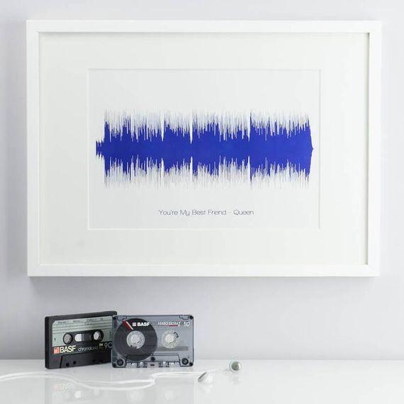 Soundwave song V gift for her