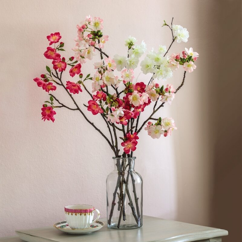 Orchard Blossom Faux Stems