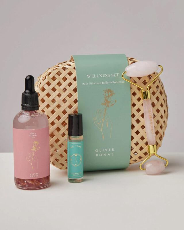 Luxury wellness set
