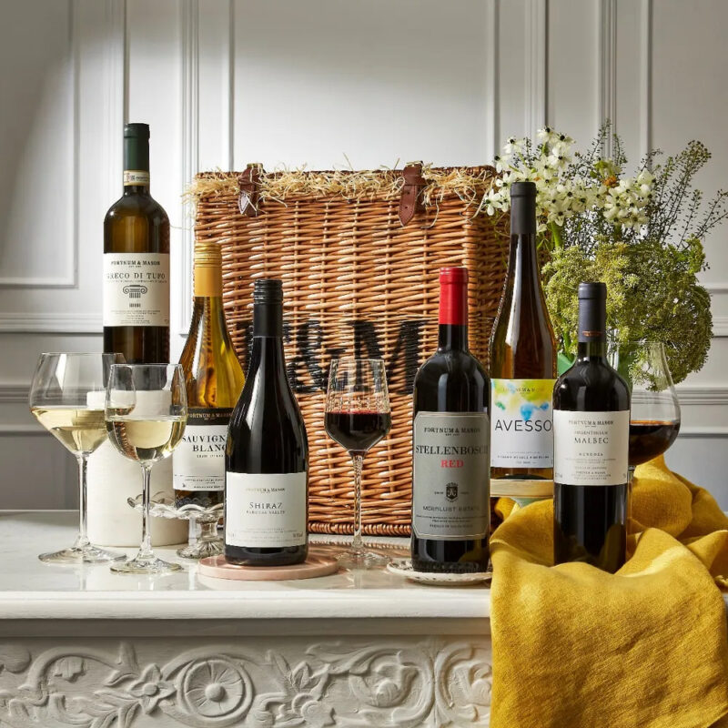 The Wine Explorer Hamper