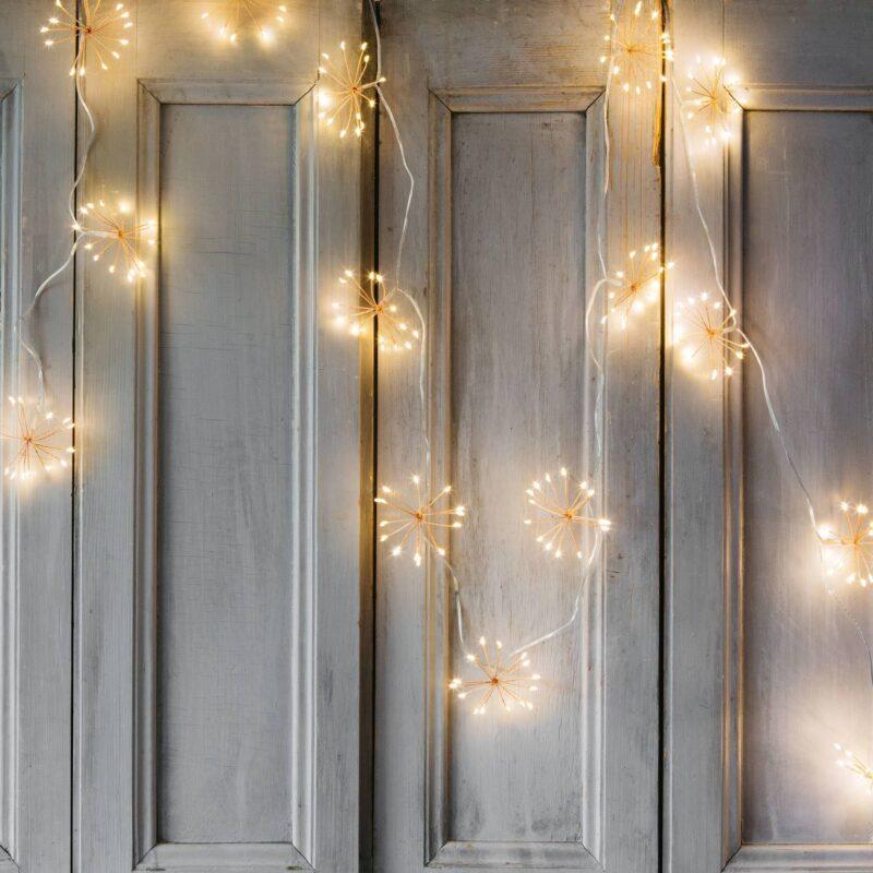 copper outdoor starburst lights