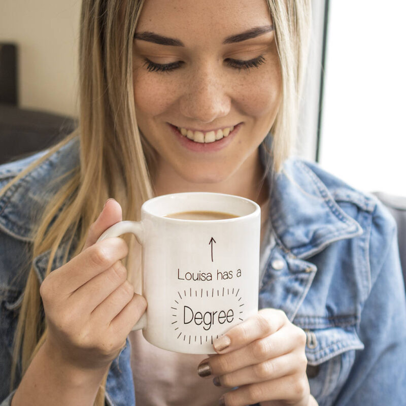 Got a degree mug graduation gift ideas
