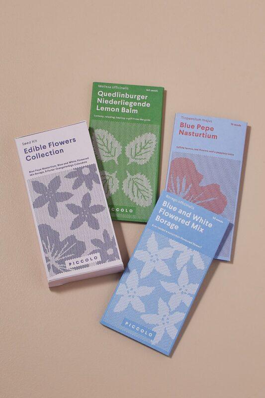 garden seed collection