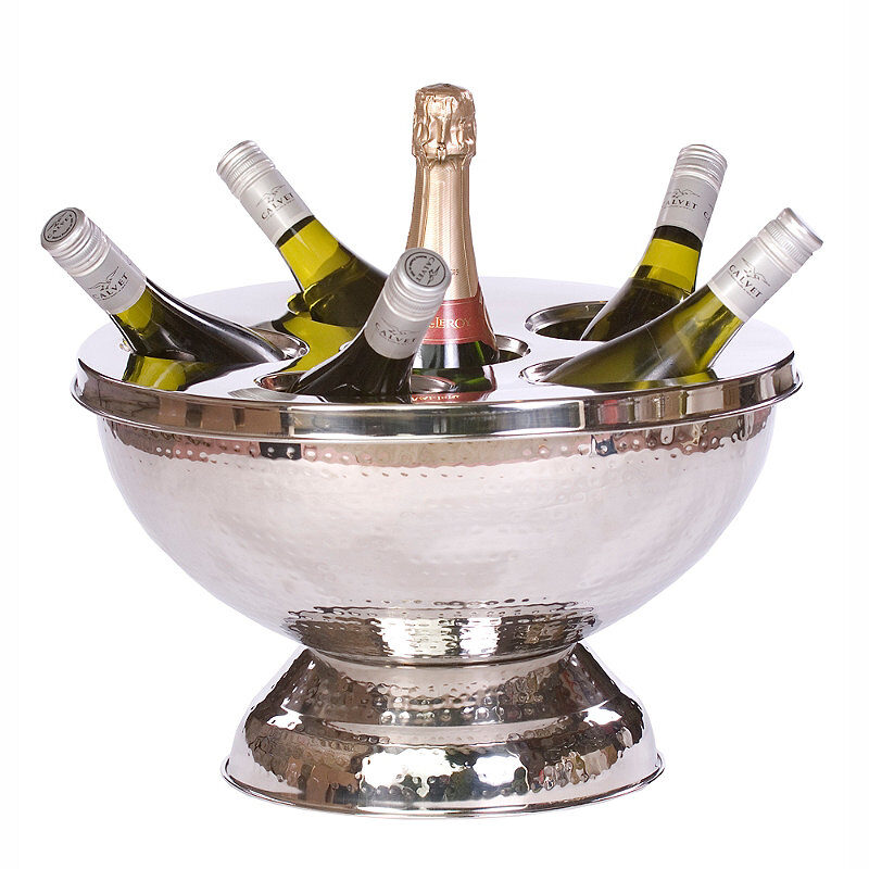 Six Bottle Wine and Champagne Cooler