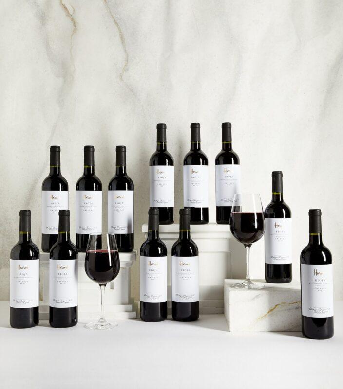 Rioja Crianza 2017 Wine Case