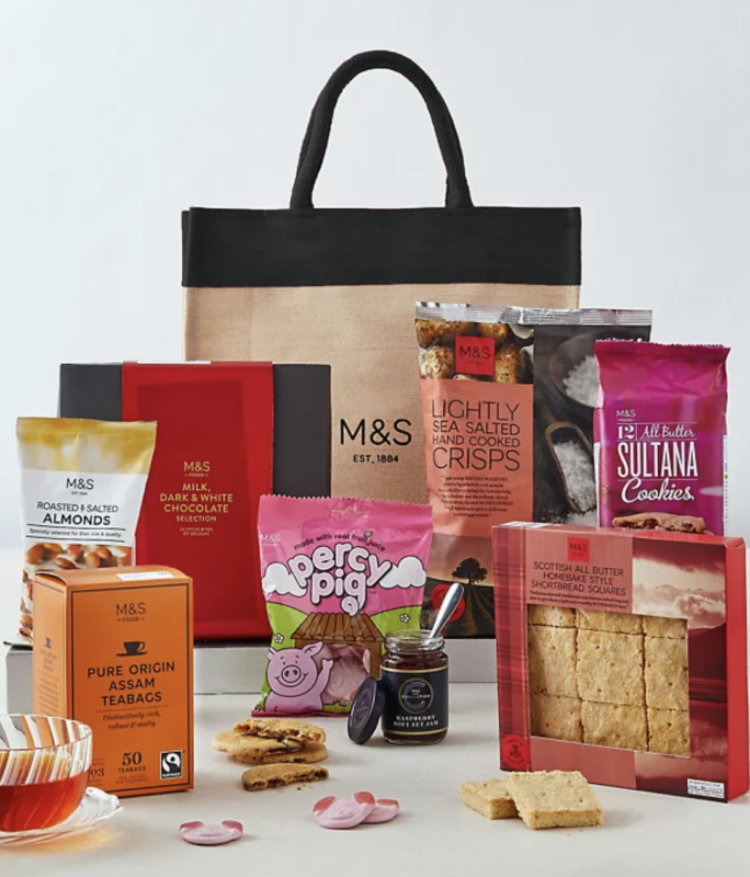 Marks and Spencer Treats bag