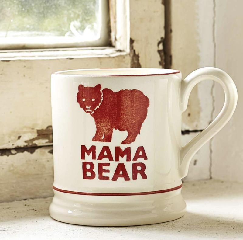 Mama bear mug gifts for new mums