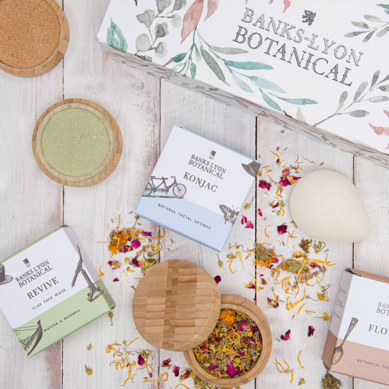 Personalised pamper gift for new mums